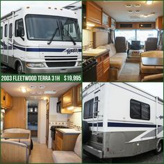 This unit has been sold! Check out similar motorhomes here.