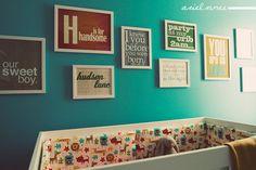 Ariel Renae's nursery for Hudson