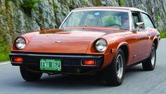 Hidden Treasure - 1976 Jensen GT | Hemmings Motor News