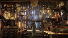 steampunk lab - Buscar con Google