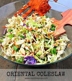 Oriental (Asian) Coleslaw Recipe on Yummly