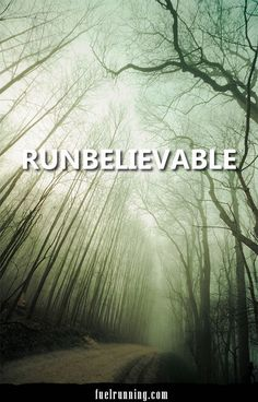 Runbelievable