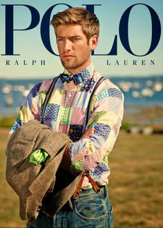 Polo Ralph Lauren Ad Campaign Spring/Summer 2014