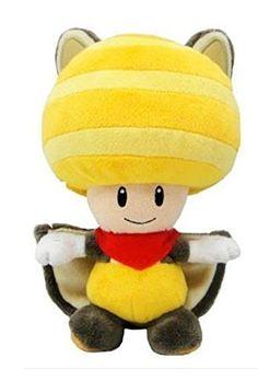 Super Mario Bros Musasabi Flying Eichhörnchen Gelb, 20 cm... https://www.amazon.de/dp/B01N7BCPCQ/ref=cm_sw_r_pi_dp_x_Zc1oyb74VBCR2