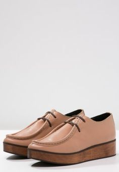 Zign Schnürer - nude - Zalando.ch Sperrys, Boat Shoes, Loafers, Nude, Outfits, Business, Fashion, Travel Shoes, Moda