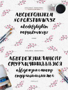FREE Font: Markella 918201