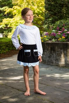 Fall Clothing by Crescent Moon Children