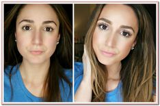 5 Minuten tägliche Make-up Routine Amanda Bella Everyday Makeup For School, Makeup Looks Everyday, Everyday Makeup Tutorials, Blue Eye Makeup, Makeup For Brown Eyes, Asian Makeup, Korean Makeup, Cute Makeup, Perfect Makeup