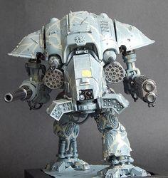 Warhammer Titan knight