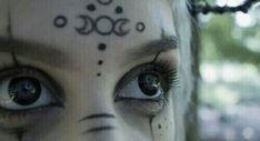 witch and wicca image Witchy Makeup, Goth Makeup, Sfx Makeup, Costume Makeup, Makeup Inspo, Makeup Inspiration, Skull Makeup, Elven Makeup, Beauty Makeup