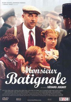 MONSIEUR BATIGNOLE // France // Gérard Jugnot 2001