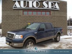 2005 FORD PICKUP F-150 http://equipmentready.com/ #truck