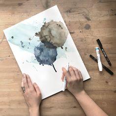 Amanda Michele Art / Work In Progress