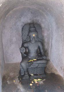The Chola period temple in historical Manimangalam  #IndianColumbus  http://indiancolumbus.blogspot.com/2016/02/dharmeswarar-manimangalam.html
