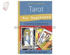 Tarot for Beginners makes it easier than ever to learn all you need to know about reading the cards. Award-winning tarot expert Barbara Moore provides a complete foundation in tarot, clearly explaining each aspect while encouraging you to develop you. Tarot Astrology, Astrology Chart, Astrology Zodiac, Astrology Signs, Barbara Moore, Tarot Cards For Beginners, Astrological Symbols, Pagan Symbols, Tarot Learning