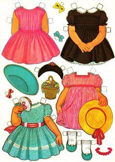 Paper Dolls~Bonnie Life-Like Doll - Bonnie Jones - Álbumes web de Picasa