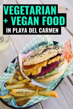 Cajun Delicacies Is A Lot More Than Just Yet Another Food Vegetarian Vegan Playa Del Carmen: 14 Spots Even Omnivores Will Love Cozumel, Tulum, Vegan Vegetarian, Vegetarian Recipes, Vegan Food, Vegetarian Restaurants, Healthy Recipes, Drinking Around The World, Cabo San Lucas
