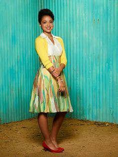 Aisha Dee as (Beth) #ChasingLife