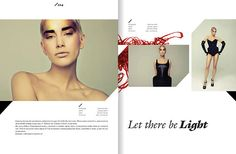 10 LACK Magazine Layout by fabergraph, via Flickr