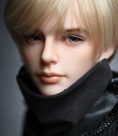 New YID Oscar. So pretty! He looks like Jase! ♡