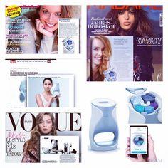 """3 Likes, 1 Comments - Laura Díaz (@lauradiazns) on Instagram: """"Algunos la llaman la #nespresso de la belleza ... Ageloc me revolución!!! Conócela link en la…"""""""