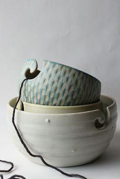 yarn bowls | Flickr - Photo Sharing!