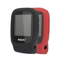[US$18.40] RUIZU X09 4GB Clip Mini Sport MP3 Player With Screen Can Play 30 Hours Support FM E-Book Clock Data #ruizu #clip #mini #sport #player #screen #play #hours #support #ebook #clock #data