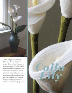 Fresh Felt Flowers: 17 Stunning Flowers to Sew & Display - Lynne Farris - Google Books