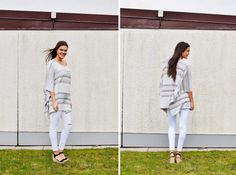 White Jeans, Design Inspiration, Pants, Outfits, Tops, Women, Fashion, Trouser Pants, Moda