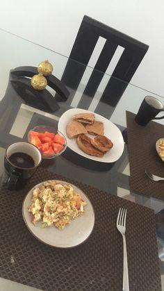 Desayuno saludable para toda la familia!!!!