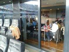 Commerzbank Arena - VIP BMW