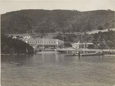 The Angel Island Immigration Station, where early Chinese immigrants were processed before entering the United States. by writersee, via Flickr