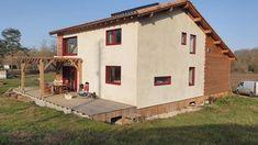 Les qualités écologiques d'une maison en bois et paille
