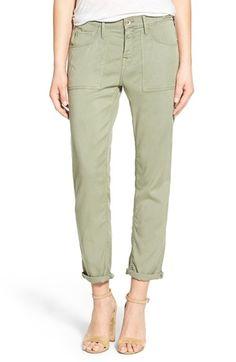 Strom 'Painter' Crop Jeans