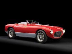 Ferrari 340 MM Competizione Spyder '1953