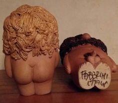 Fabbrini, Italy, Adam and Eve - signed