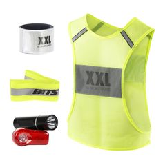 Cyclist visibility set Sneakers, Sports, Fashion, Hs Sports, Moda, Sneaker, Excercise, Sport, Fasion