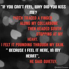 Hush Hush Series by Becca Fitzpatrick!!