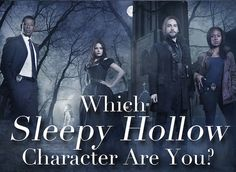 """I got Abbie Mills!Which """"Sleepy Hollow"""" Character Are You?"""