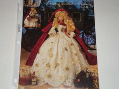 barbie crochet ball gown patterns free | together crochet barbie clothes patterns some famous crochet designers ...