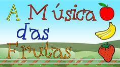 GUGUDADA - A Música das Frutas (animação infantil)