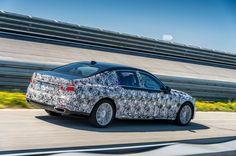 BMW Série 7 : l'hybride rechargeable confirmé pour 2016