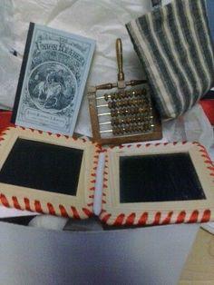 American Girl Addy School Satchel & Supplies Set Pleasant Company Retired NIB #americangirls