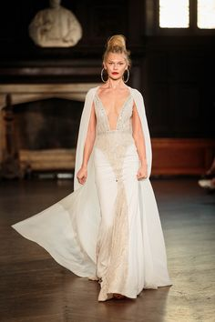 Berta Bridal Fall 2017 Collection. www.theweddingnotebook.com