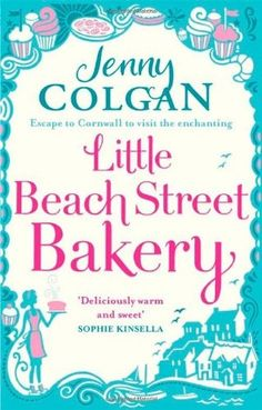 I want to read this one.....little beach street bakery