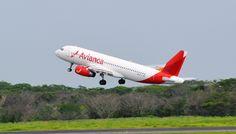 ¡Atención! Avianca adelantó suspensión de vuelos en Venezuela