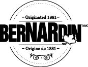 Bernardin Logo in Black - VEGETABLE SOUP