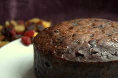 Old family recipe fruitcake made even better with Mexican crystallized fruit.