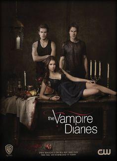 Resultado de imagen de the vampire diaries temporada 5 cartel