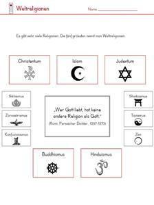 Weltreligionstag